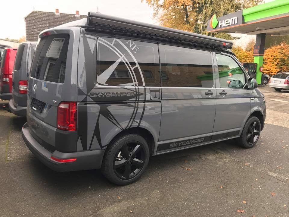 Mercedes Metris Custom Paint Schemes