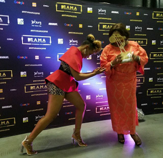 See Yemi Alade Slay The MTV African Music Awards In 3