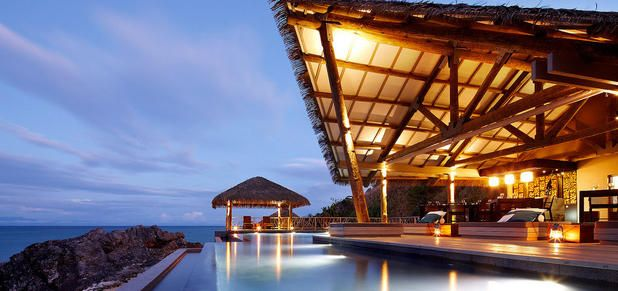 Tadrai Island Resort is Fiji's newest 5 star resort situated on Mana Island.  Tadrai is an adults only, very luxury resort catering to couples only.