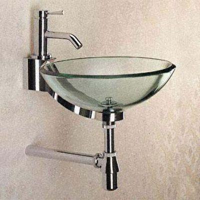 glass sink glass bathroom sink