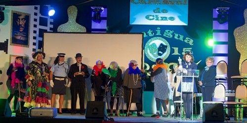 Grupo Mascarada Carnaval: Los personajes del Carnaval de Antigua desfilaron ...
