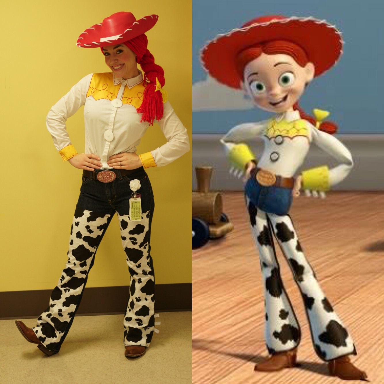 Jessie Toy Story Costume Halloween Ideas Toy Story Costumes