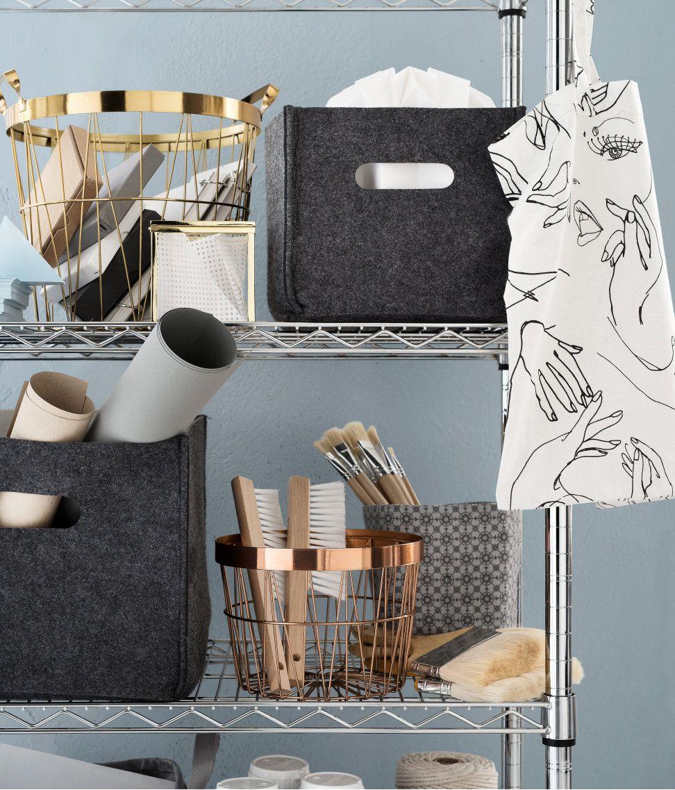 more storage - H&M