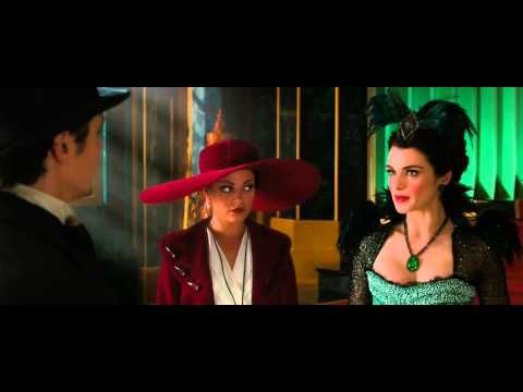 Oz: The Great and Powerful hits theatres March 8, 2013! A ... Oz The Great And Powerful Cast And Crew