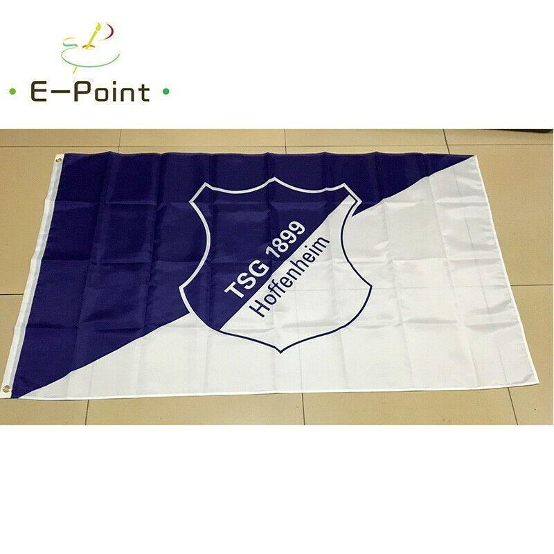 Details about tsg 1899 hoffenheim fc soccer football flag