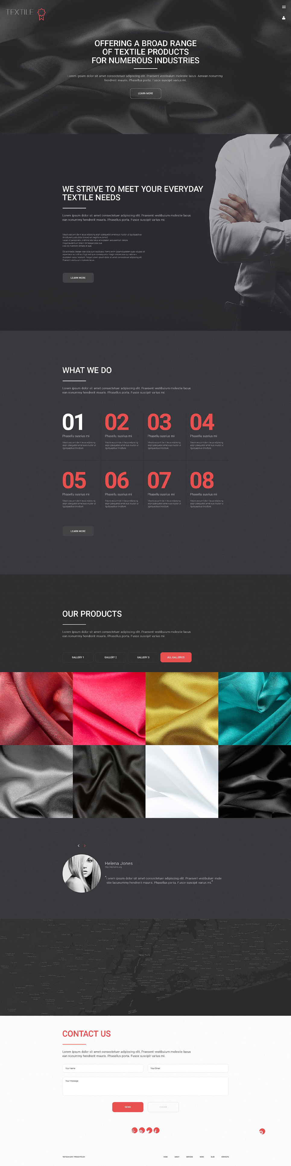 Pin by Template Monster ➷ Marketplace for Website Templates on ...