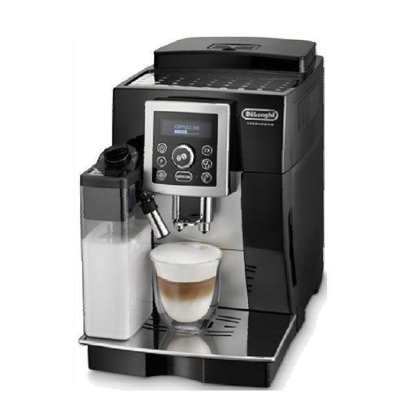 de longhi ecam kaffeevollautomat digitaldisplay integriertes milchsystem cappuccino. Black Bedroom Furniture Sets. Home Design Ideas