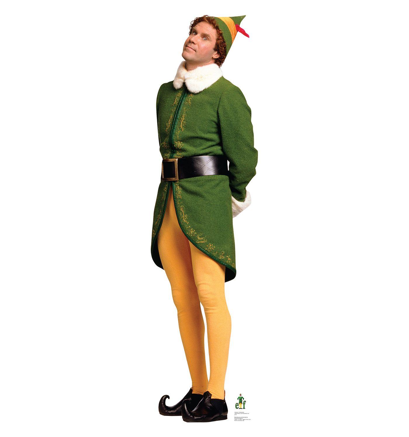 Elf Will Ferrell Google Search Buddy The Elf Costume Buddy The Elf Elf Costume