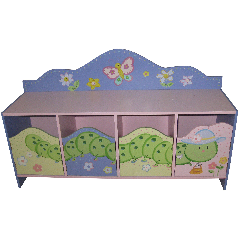 Liberty House Toys Butterfly Garden 4Door