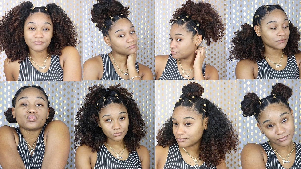 New Hairstyles For Naturally Curly Hair #curly #hairstyles