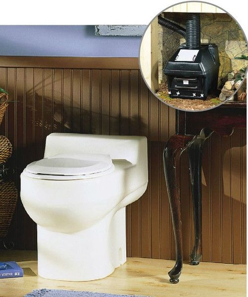 Beautiful toilet System for Basement