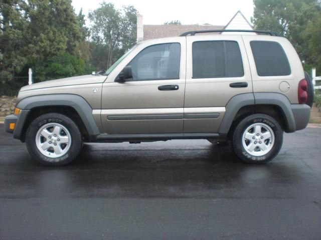 2006 Jeep Liberty, 114,201 miles, $7,995.