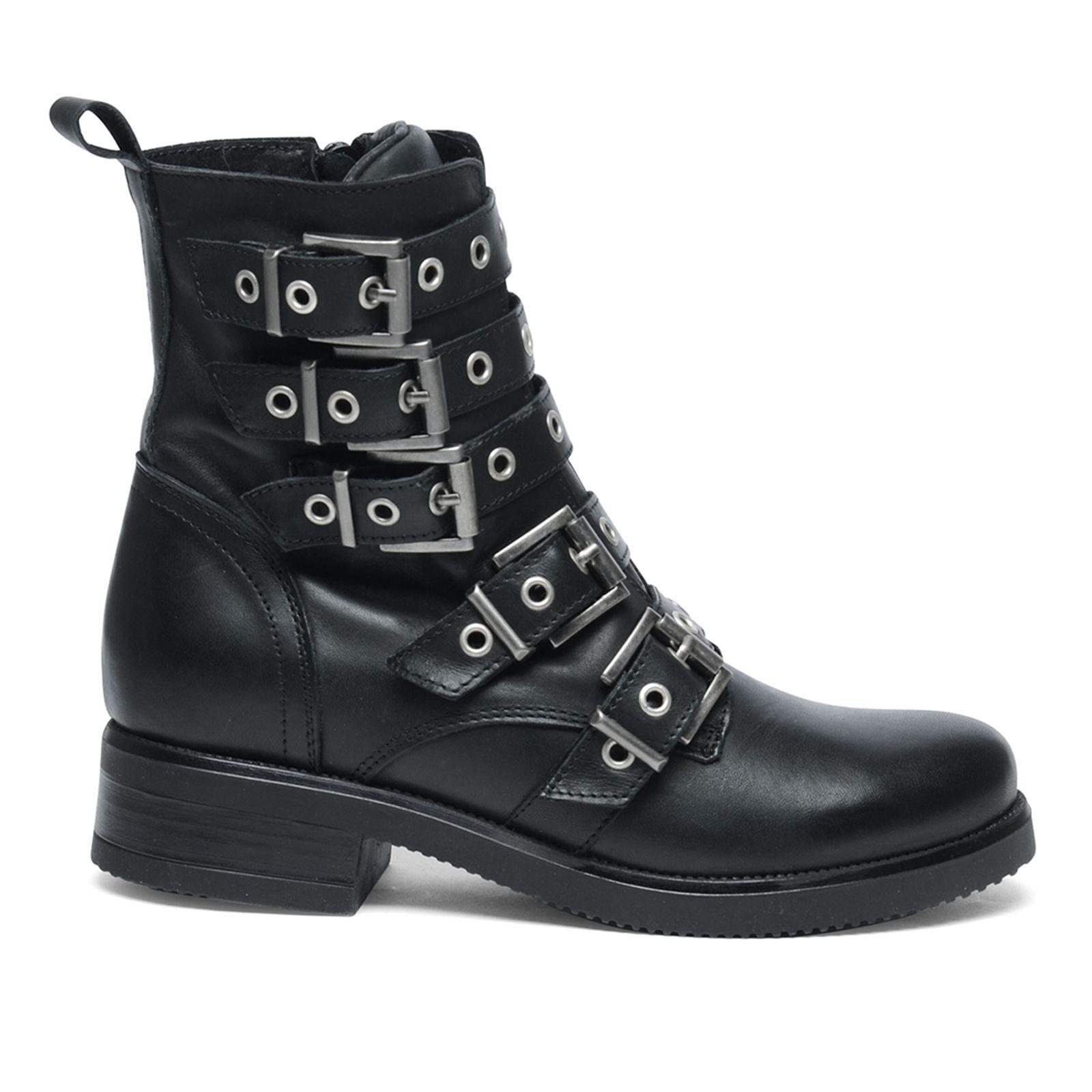 My Bottes motardes noiresOh 2019Bottes Shoesen 67bygYfv