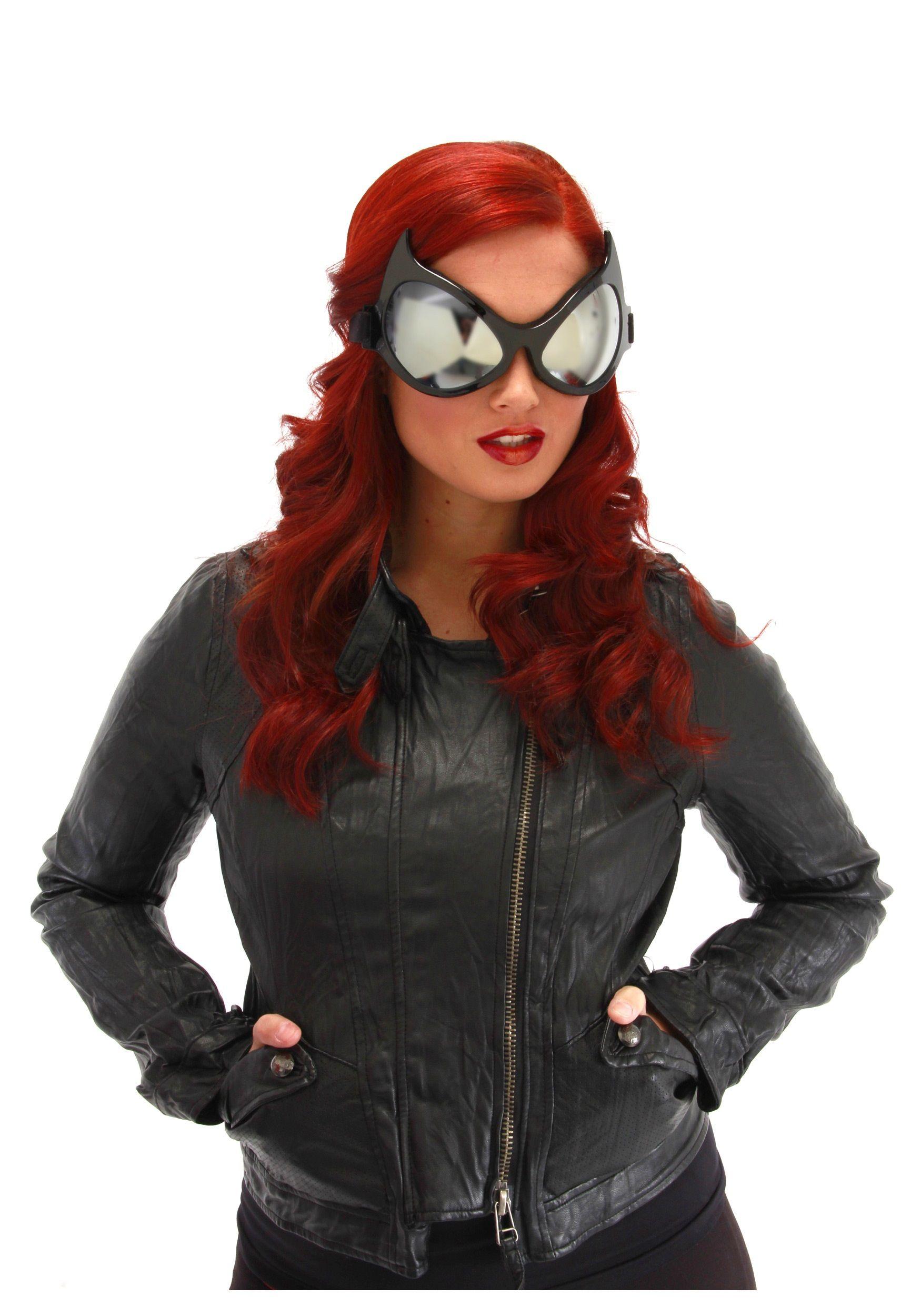 Cat Eye Goggles | Cat woman costume, Black cat costumes ...