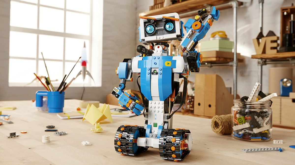 build your own robot
