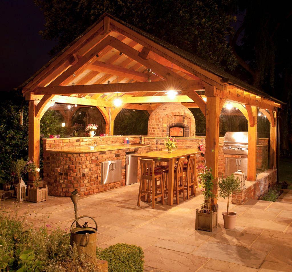cool hgtv cheap outdoor kitchen ideas only in indoneso com wooden gazebo outdoor kitchen on outdoor kitchen id=54434