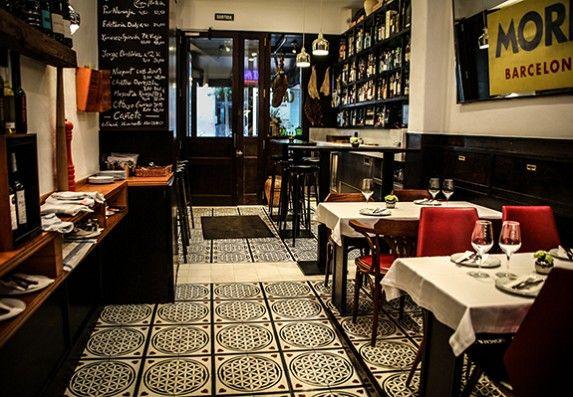 Mantel restaurant