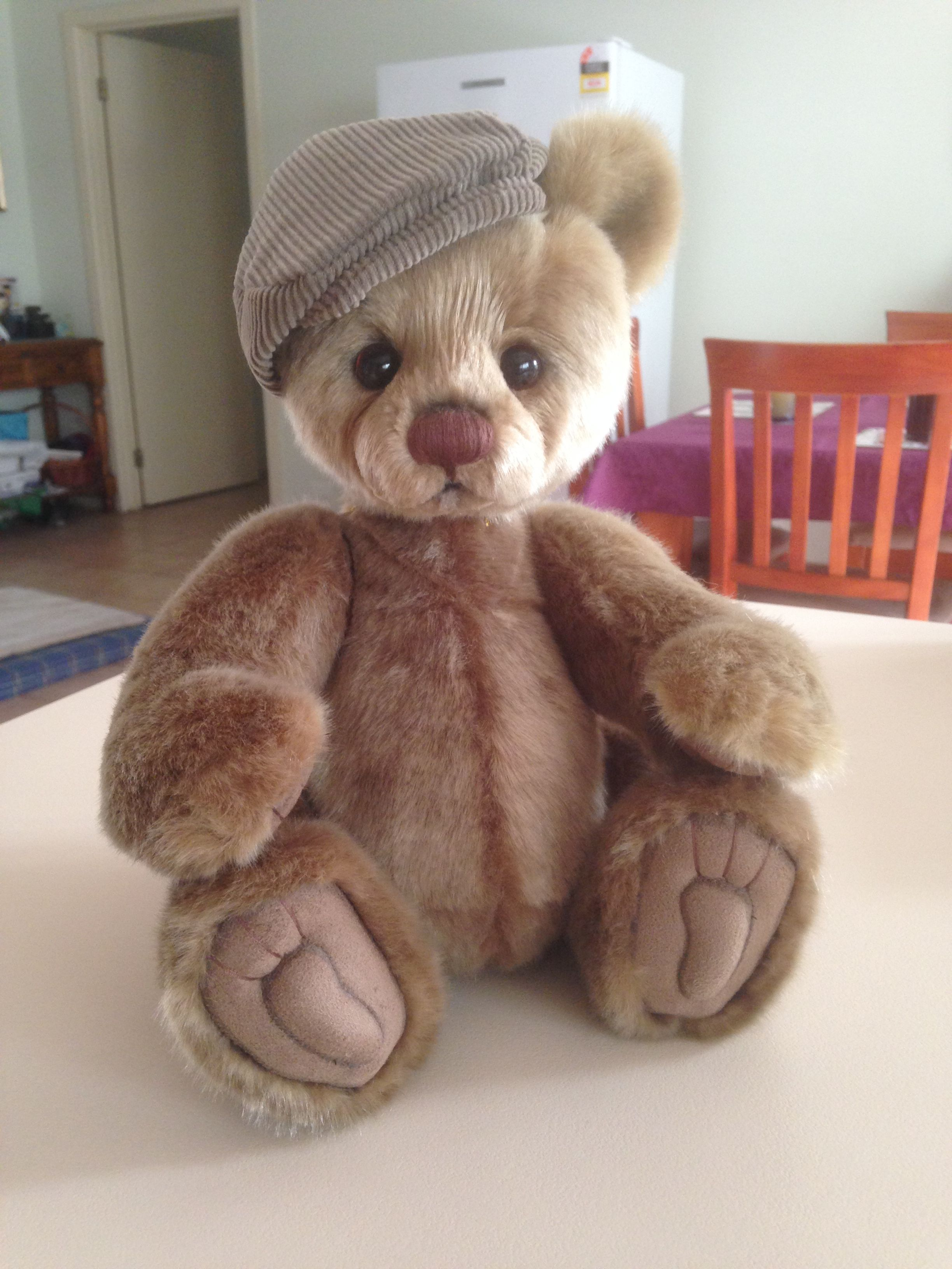 Yorkshire Lad Charlie Bears Sewing stuffed animals