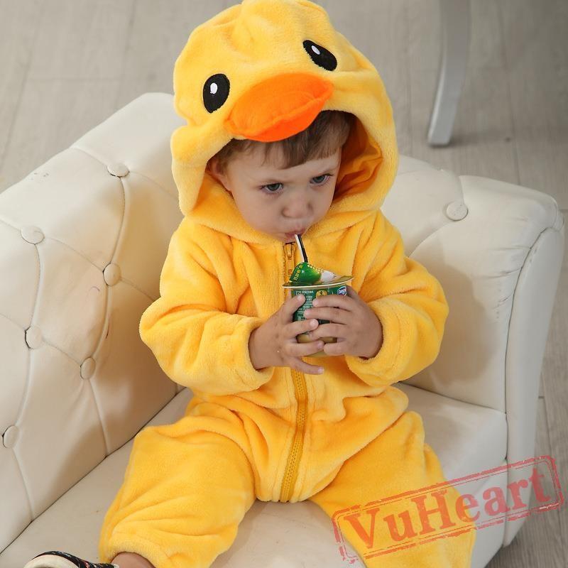 c00f91a86b77 Baby Duck Onesie Costume - Kigurumi Onesies