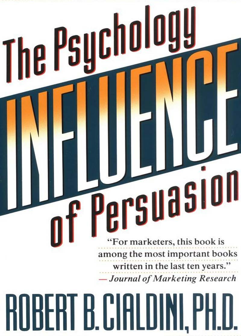 Influence: The Psychology of Persuasion by Robert B. Cialdini ebook epub/pdf/prc/mobi/azw3  download free for Kindle, Mobile, Tablet, Laptop, PC, e-Reader.