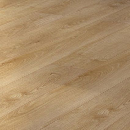 Overture Natural Milano Oak Effect Laminate Flooring 125 M Pack