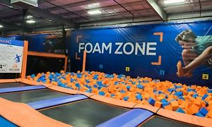 Two Open Jump Passes Or One Birthday Party Package For 10 At Sky Zone Baton Rouge Up To 46 Off Sky Zone Party Packages First Birthday Parties