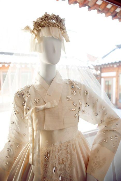 한복 gorgeous wedding hanbok