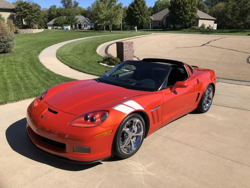 2011 Corvette Coupe For Sale in Kansas 42900 2011 Grand