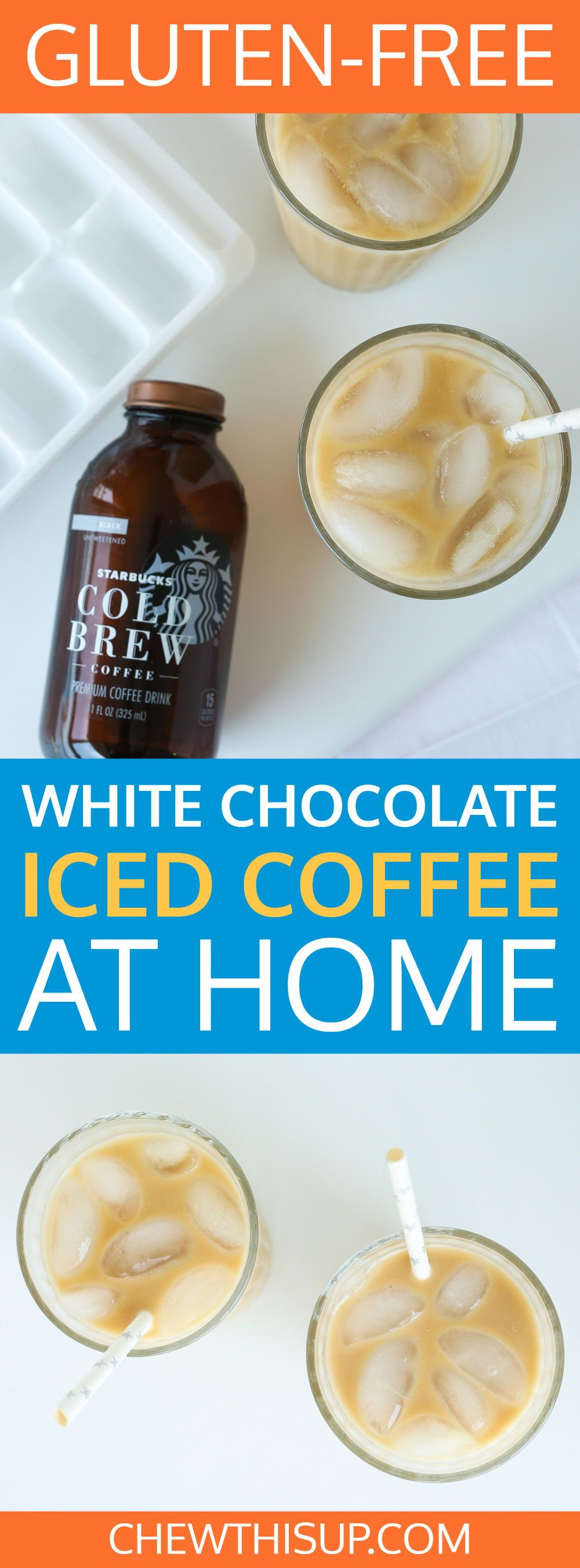 Ive been looking for the best iced coffee recipe and i