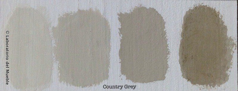 Carta de colores Chalk Paint™COUNTRY GREY