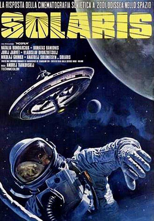 ¤ Locandina: Solaris (1971)