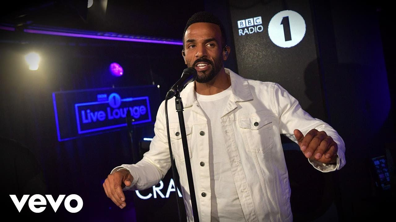 Craig David Wild Thoughts Music Sounds Better With You In The Live Lounge Youtube Craig David How To Better Yourself Craig