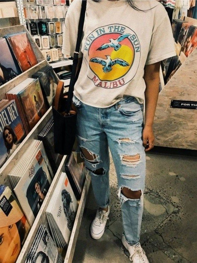 44 best summer jeans outfits ideas 15