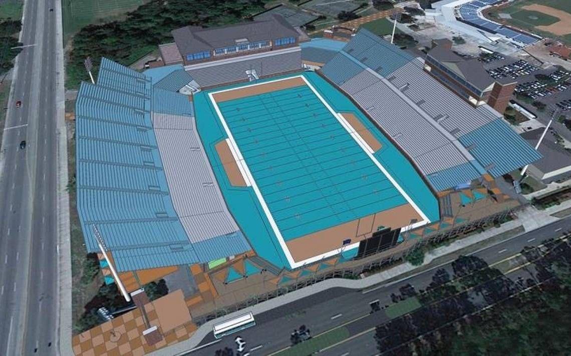 Coastal Carolina Committee Approves 38m Bonds For Brooks Stadium Expansion Coastal Carolina University Coastal Carolina Stadium