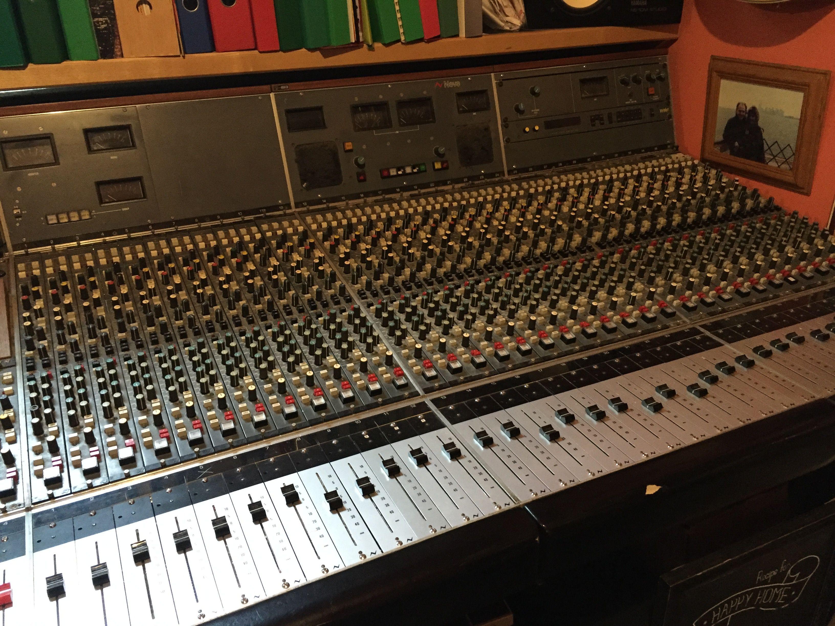 Pleasant Neve Desk Life In The Studio Music Music Instruments Audio Download Free Architecture Designs Scobabritishbridgeorg