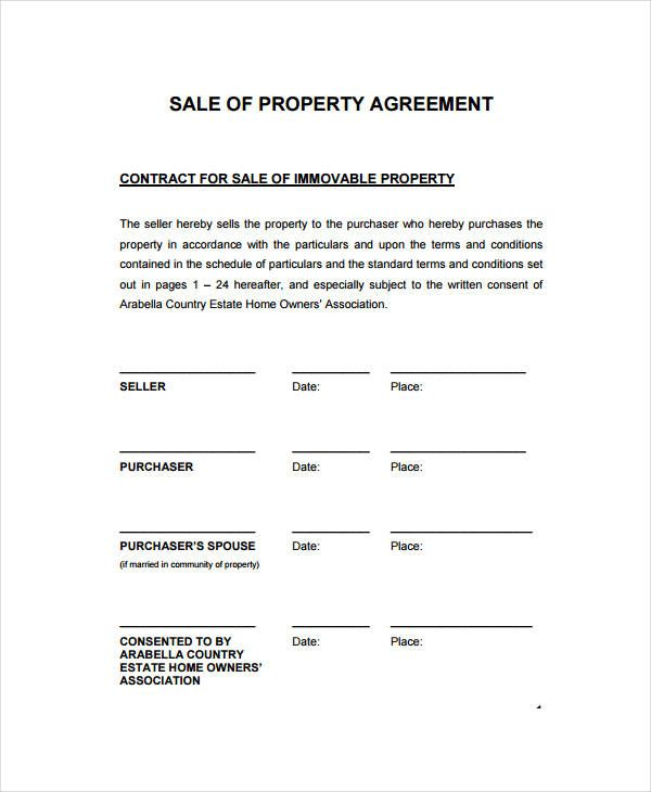 sales contract template free pdf documents doownload agreement - sample contractor agreement