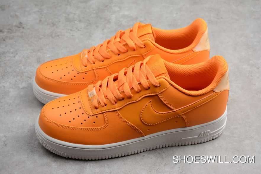 Nike Air Force One QS Yellow/White AO2132-801 Online en 2020 ...
