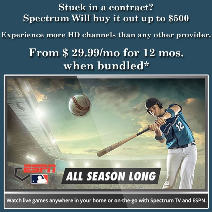 Spectrum Packages Triple Play Select for Tv,