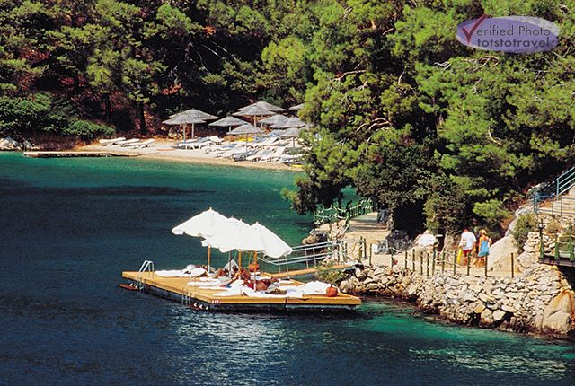 unspoilt location hillside family suite with terrace fethiye turkey family friendly holidays