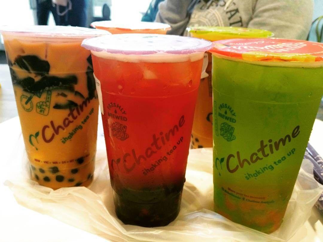 Chatime herbal tea -  Repost Semey_mei_korgone Cray Cray At Chatime Lol Chatime Bubbletea Boba
