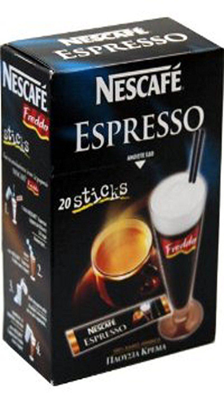 Nescafe Espresso Sticks 20x2gr * Want additional info