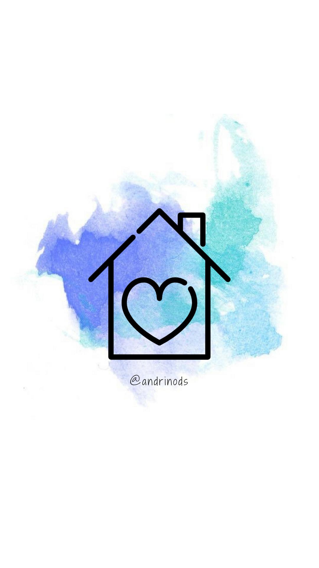 Home, family Historia de instagram, Plantilla de