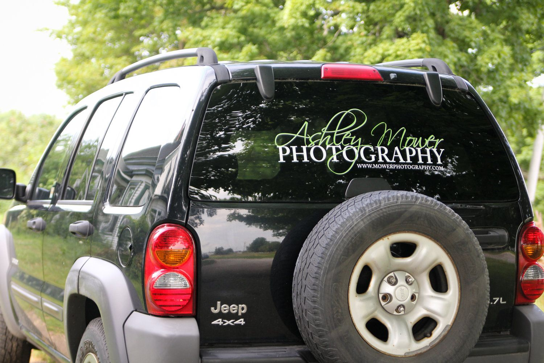 Custom Vehicle Lettering Vinyl Decal Logo  Sign Marketing For - Business car window sticker