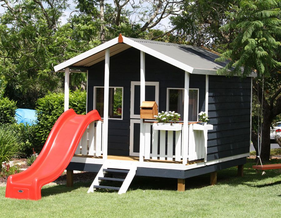 Outdoor Spaces · Kids CubbiesKids Cubby HousesCubby House PlansKids  FunPlayhouse ...