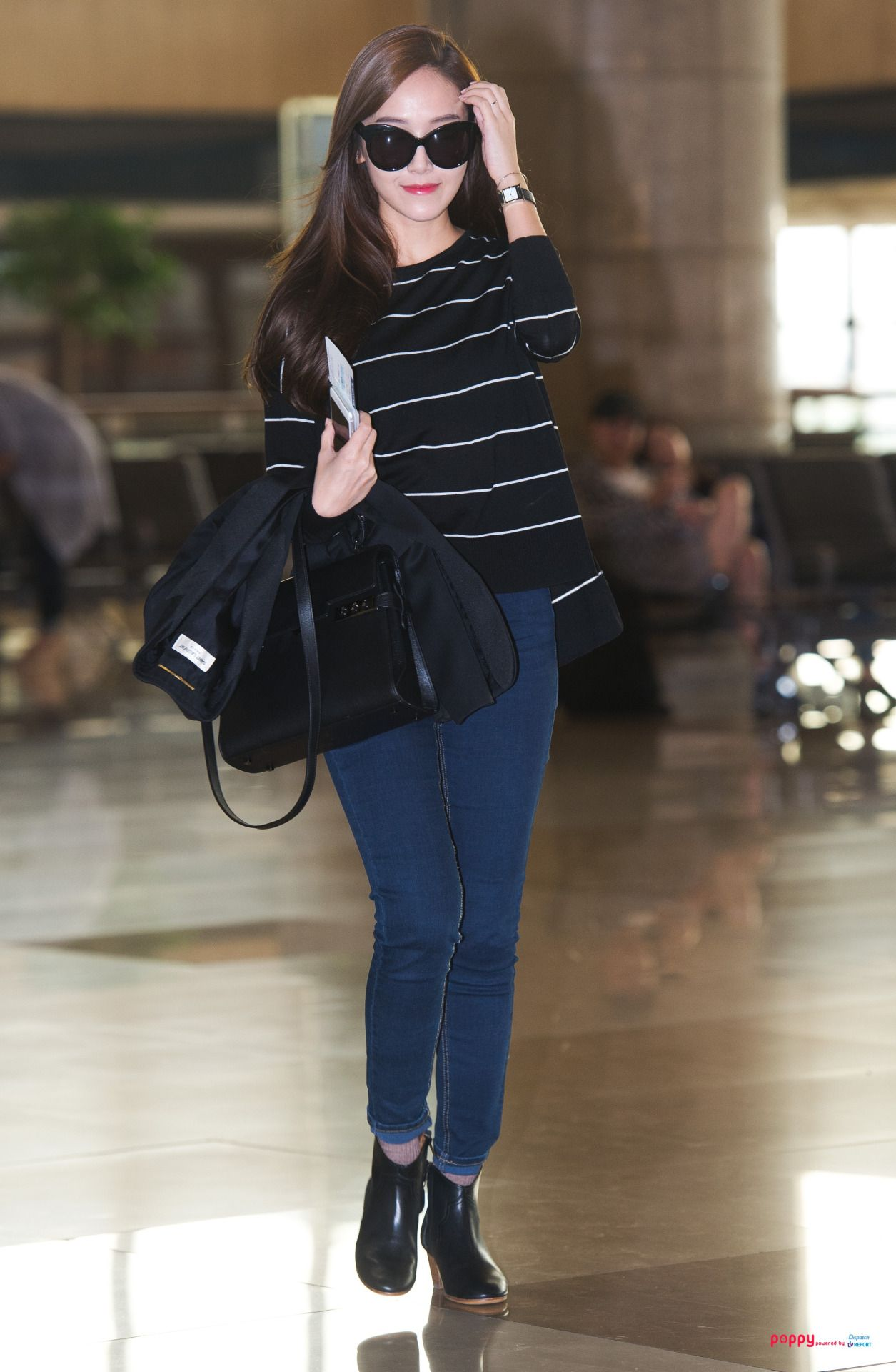Jung Online Jessica S Airport Fashion Jessica Airport Fashion Jessica