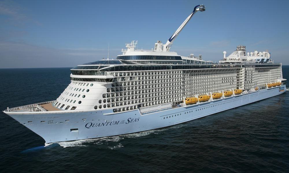 Rci Royal Caribbean International Cancels Quantum Of The Seas Alaska Cruises In 2021 Royal Caribbean Cruise Royal Caribbean Ships Cruise Ship