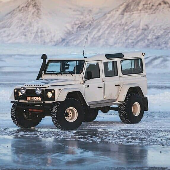 Defender Vs Fj What S Your Favorite Follow Us Dailyoverland