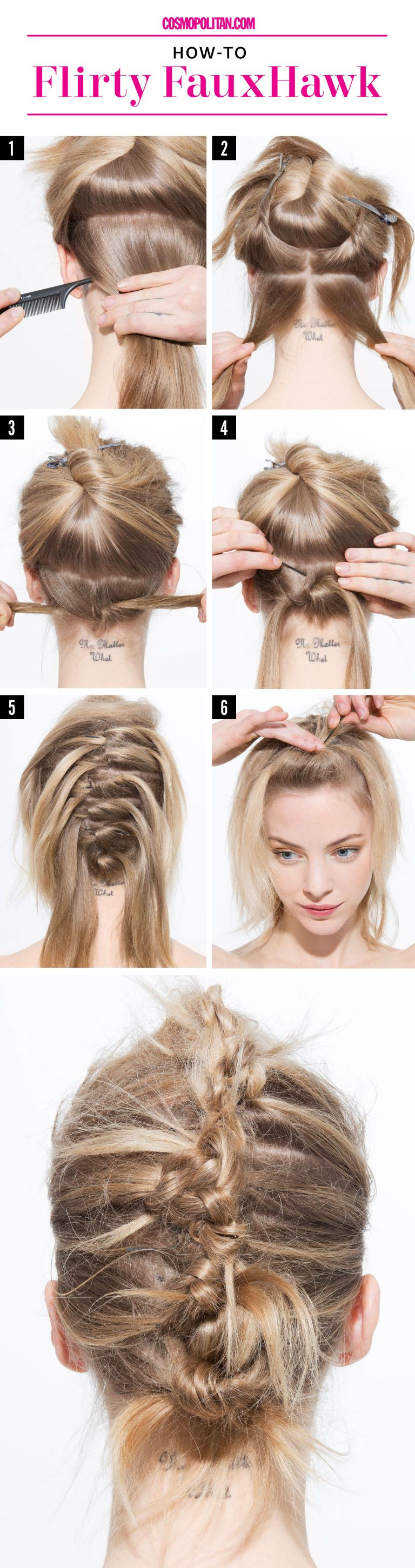 4 Last Minute DIY Evening Hairstyles That Will Leave You Looking Hot