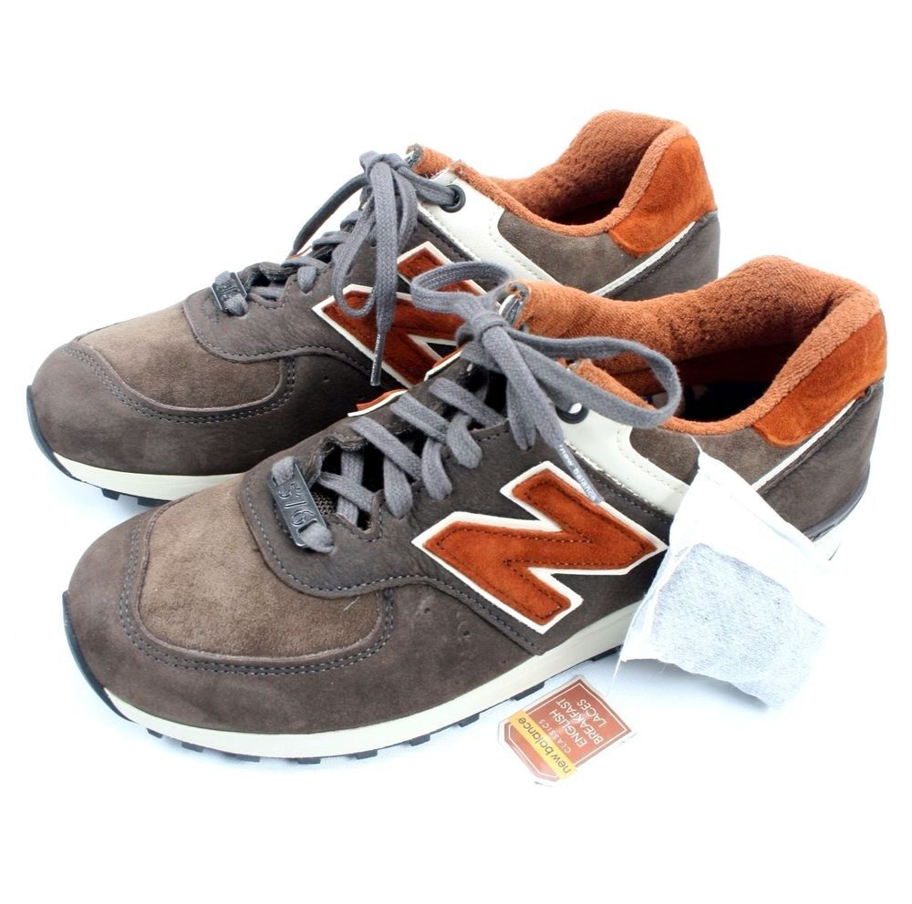 the best attitude 2dfad c9439 New Balance 576 tea pack M576TBR English Breakfast sneakers ...