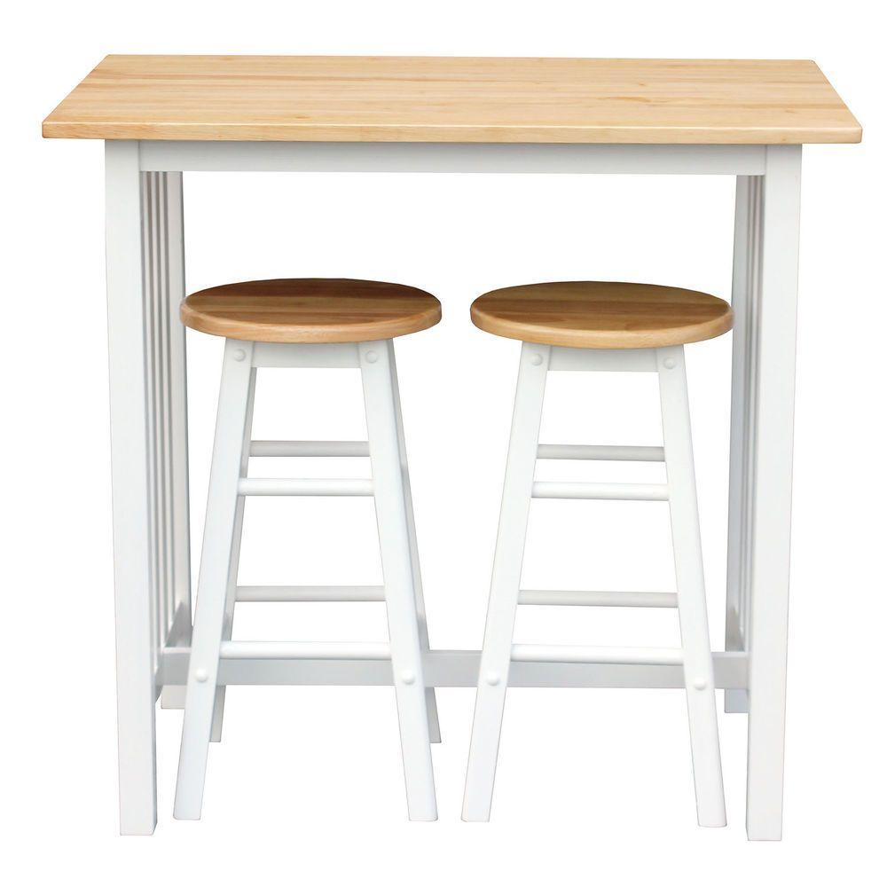 Elegant Bar Tables and Stools Sets